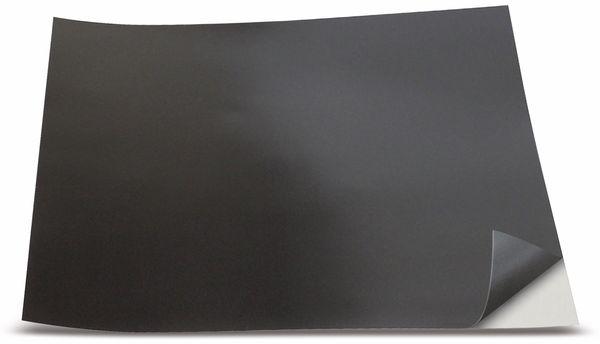 Magnetfolie selbstklebend 200x200x0,5 mm - Produktbild 1