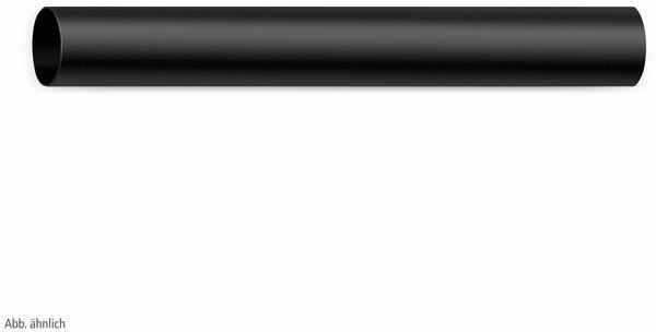 Klebe-Schrumpfschlauch 6,4 mm, 3 : 1, 1 m, schwarz