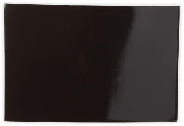 Magnetfolie, Magnettafel, selbstklebend, 300x200x0,5 mm