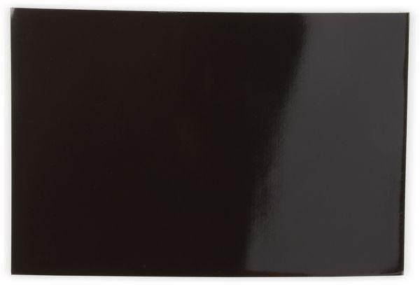 Magnetfolie, Magnettafel, selbstklebend, 300x200x1,0 mm