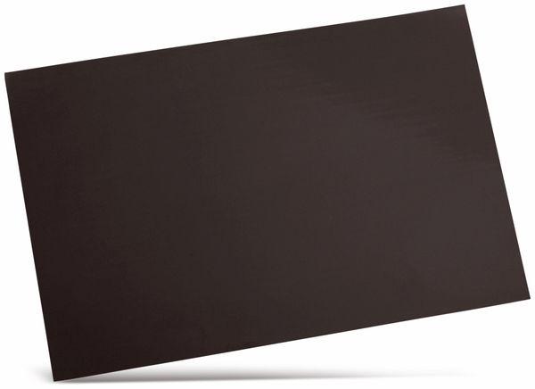 Magnetfolie, Magnettafel, selbstklebend, 300x200x2,0 mm