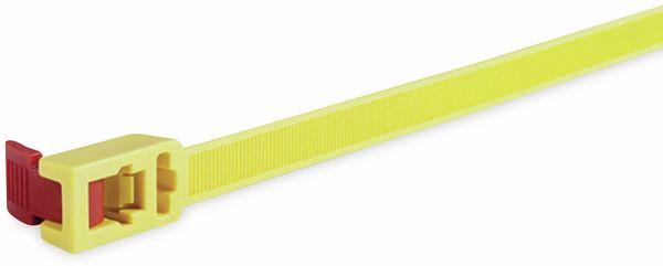 Kabelbinder lösbar, HellermannTyton, 115-00001, 752x13,0 SpeedyTie® 5 ST