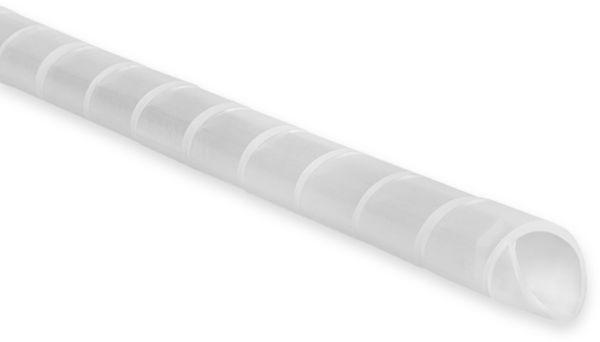 Spiralschläuche und Kabelbündelschläuche, HellermannTyton, 161-41203, SBPE9D-PE-NA-5M