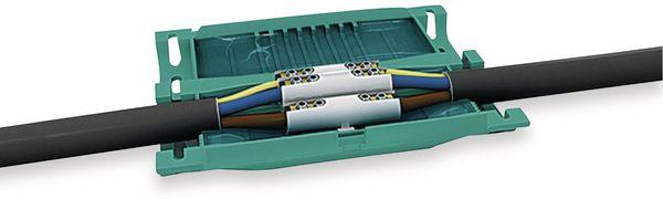 Gel-Kabelgarnitur, HellermannTyton, 435-00650, 0,5mm bis 2,5mm