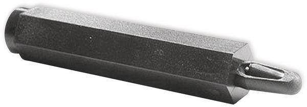 Abstandsbolzen für 1,6mm Leiterplatten, AXXATRONIC, , Innengewinde, Schnappnase, Polyamid, L = 18mm