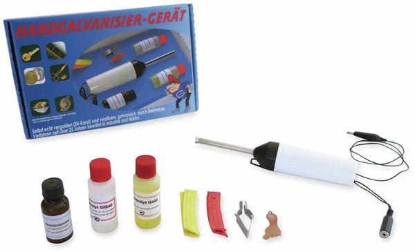 Handgalvanisier-Set, Dr.Ropertz-GmbH