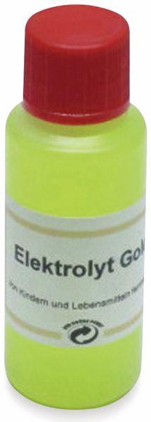 Goldelektrolyt, 30 ml, Dr.Ropertz-GmbH