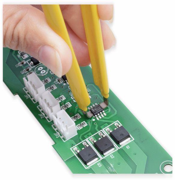 IC-Ausziehhilfe, gelb - Produktbild 3