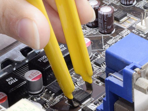 IC-Ausziehhilfe, gelb - Produktbild 4