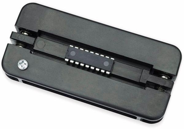 Pin-Ausrichter für 8 - 48 Pin IC's - Produktbild 3