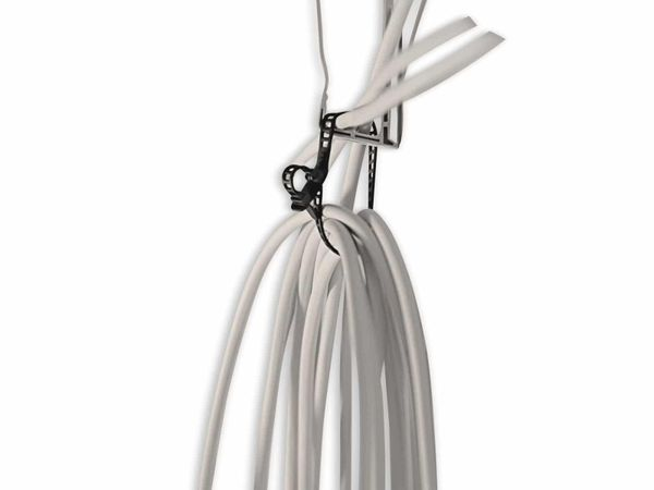 Kabelbinder lösbar, HellermannTyton, 115-11270, Softfix®, M, 260x11, 8 Stück - Produktbild 3