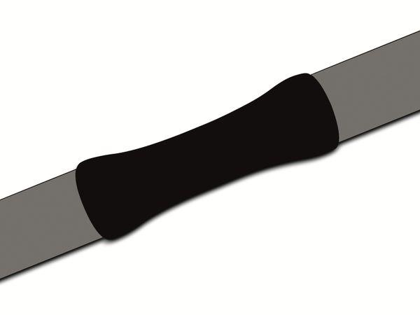 Warmschrumpfschlauch, HellermannTyton, 308-30615, 3:1, HIS-3 6/, transparent, 10 x á 20 cm - Produktbild 4