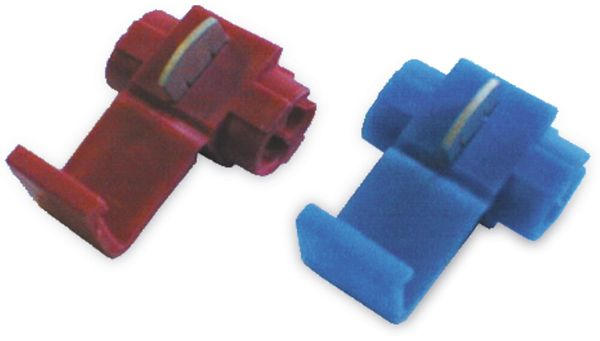 Kabel-Klemmverbinder, 1,5 mm², 10 Stück