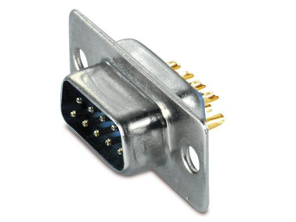 Sub-D-Stiftleiste, 9-polig