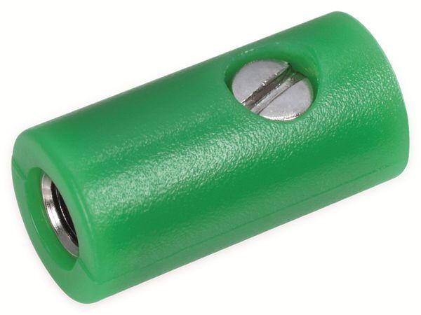 Zwergkupplungen, grün