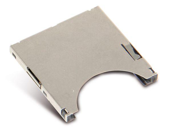 SD Speicherkarten-Sockel ATOM SD01-AP20324 - Produktbild 1