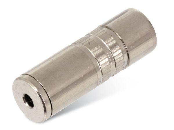 Klinkenkupplung, 2,5 mm, mono