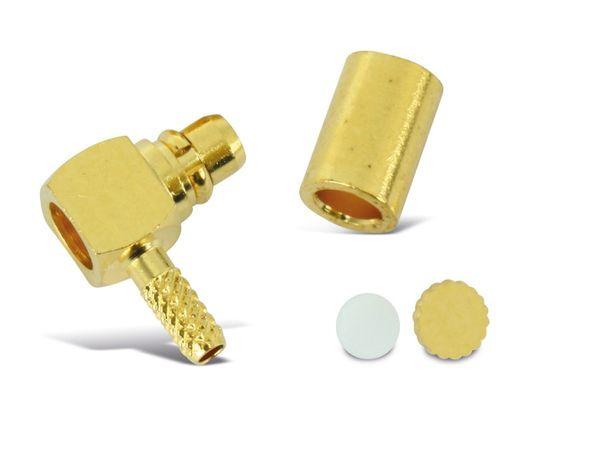 MMCX-Stecker AMPHENOL MMCX1112A1-3GT30G-14-50
