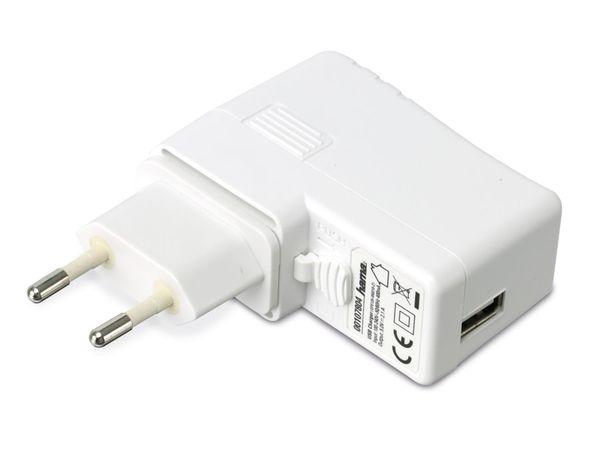 USB-Ladegerät für Steckdosen der Länder der EU, UK, USA, AUS - Produktbild 1