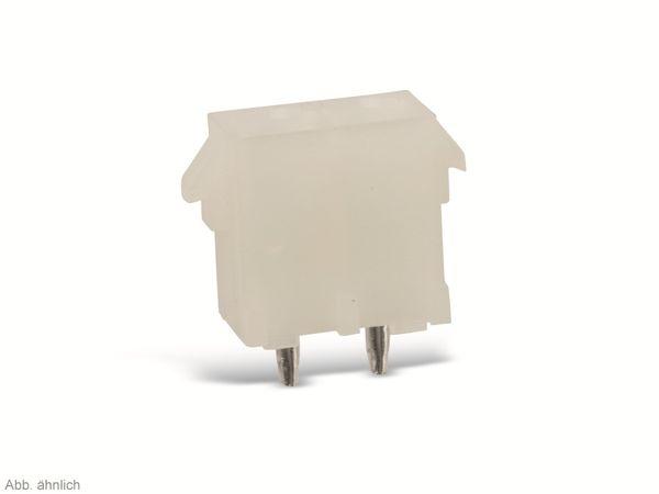 Steckverbinder-Set SUPU Serie B, 1x5-polig, 19 A/600 V~