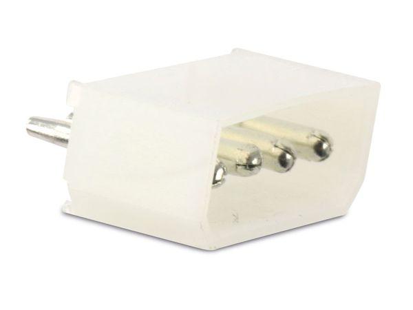 Wannenstecker für PC-Laufwerksstecker, 4-polig