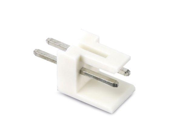 Stiftleiste SHS S11-W2, 2-polig, 10 Stück