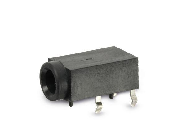 Klinken-Einbaubuchse, 3,5 mm stereo - Produktbild 1