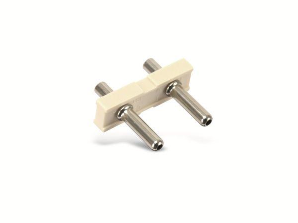 Stiftleiste JST B2P-LV-TN, 2-polig, 10 Stück