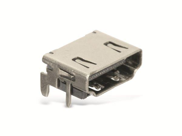 HDMI-Einbaubuchse CONTITEC CC-HD550-199 T&R