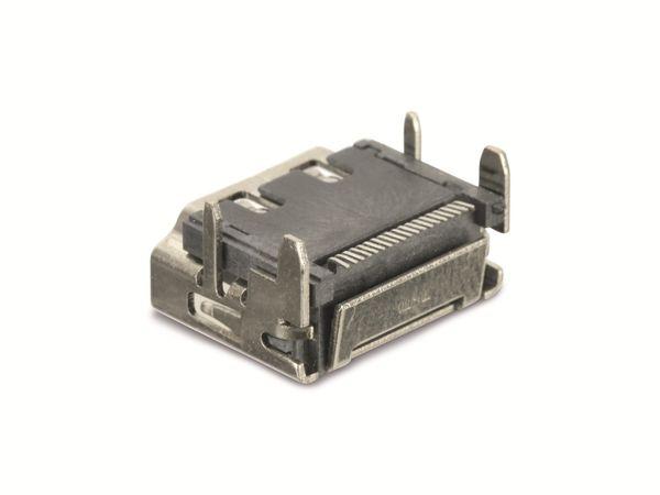 HDMI-Einbaubuchse CONTITEC CC-HD550-199 T&R - Produktbild 2