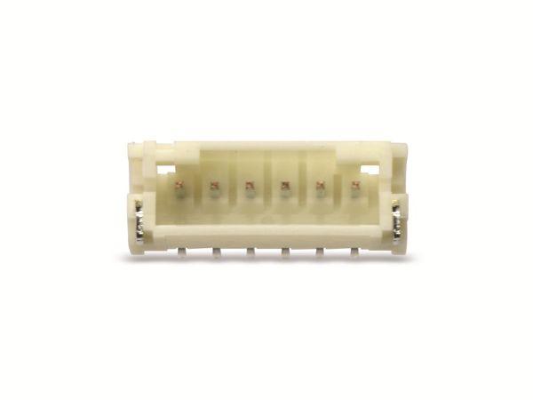Stiftleiste Serie JST PH (S6B-PHSM4-TB), 6-polig, 10 Stück - Produktbild 2