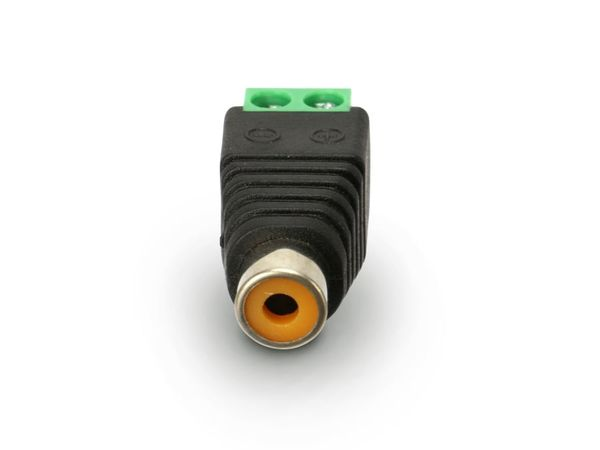 Cinchkupplung DAYCOM A-CK/SK - Produktbild 1