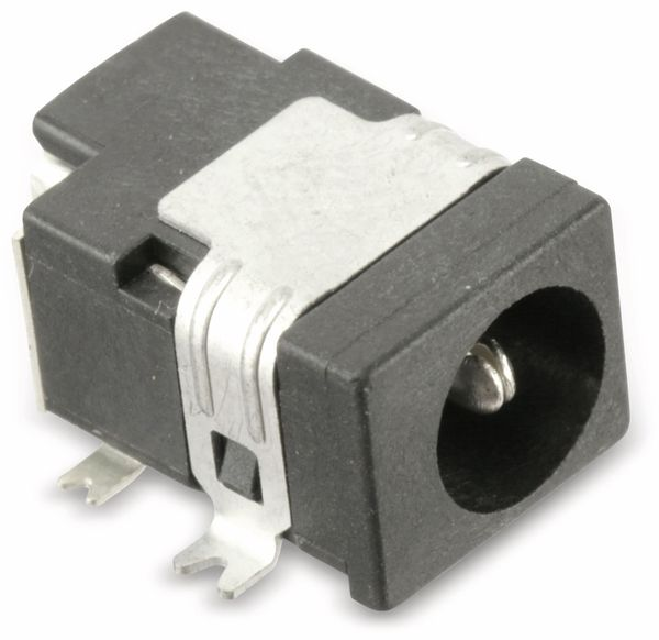 SMD Hohlbuchse mit Schaltkontakt LGP3131-0200, 5,15/1,65 mm - Produktbild 1