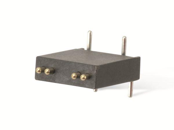 Batteriekontakt, stehend - Produktbild 1