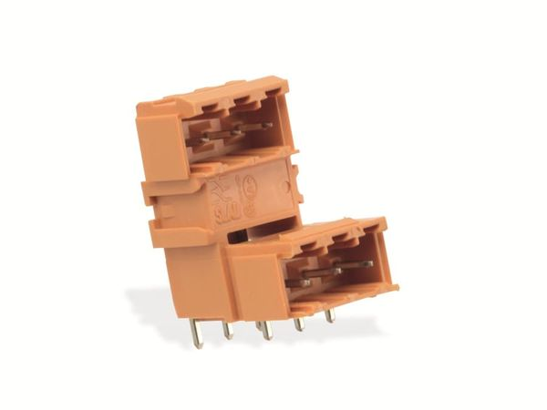 WEIDMÜLLER OMNIMATE Signal SLAD06/90B3.2SNOR, Stiftleiste, 2x3-polig - Produktbild 1