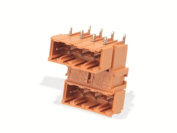 WEIDMÜLLER OMNIMATE Signal SLAD08/90B3.2SNOR, Stiftleiste, 2x4-polig - Produktbild 2