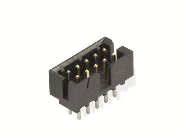 Wannenstecker MOLEX Milli-Grid 0878311020, 2x5, RM 2 - Produktbild 1