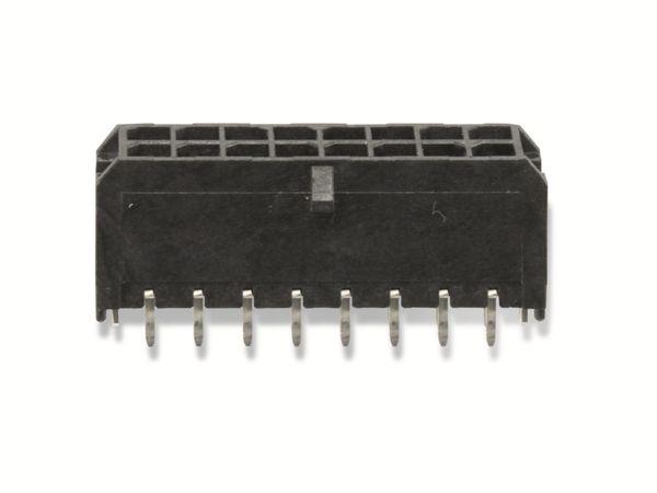 Leiterplattenleiste MOLEX Micro-Fit 3.0 0430451626, 2x8, RM 3 - Produktbild 3