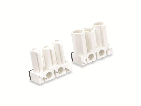 Platinen-Steckverbinder-Set ADELS CONTACT AC 166, 3-polig - Produktbild 1