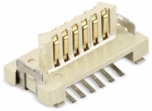 SMD Leiterplatten-Steckverbinder FCI CONAN 91901-31311, 11-polig - Produktbild 1