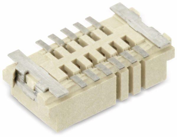 SMD Leiterplatten-Steckverbinder FCI CONAN 91921-31111, 11-polig - Produktbild 2