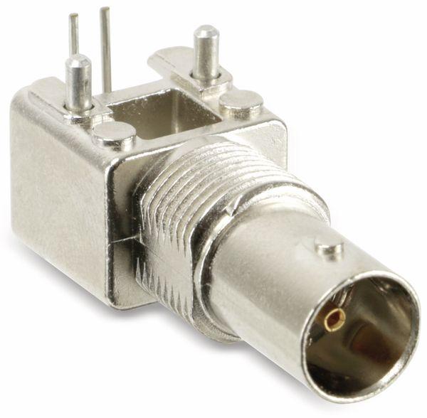 BNC-Buchse AMP 5414907-1, 90°, 75 Ω - Produktbild 1