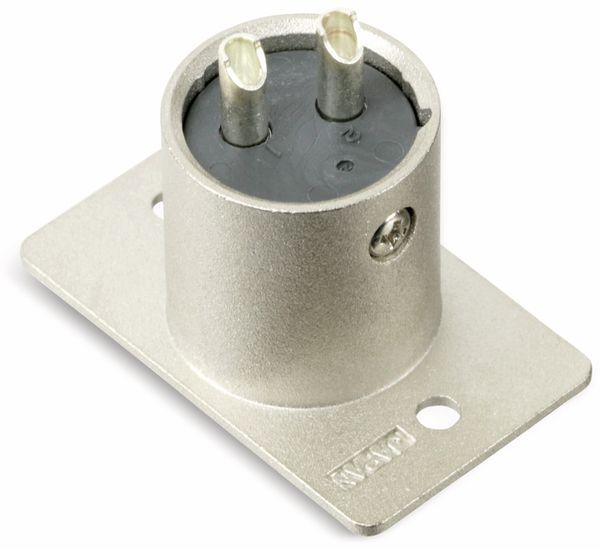XLR-Einbaustecker ITT CANNON XLR 32 - Produktbild 2
