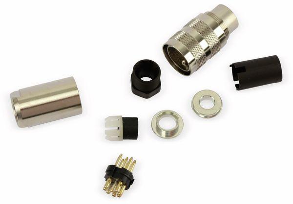 Kabelstecker BINDER 423 99 5171 15 08 - Produktbild 1