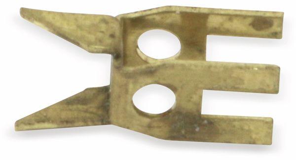 Lötstützpunkte, H 7 mm, 25 Stück - Produktbild 1