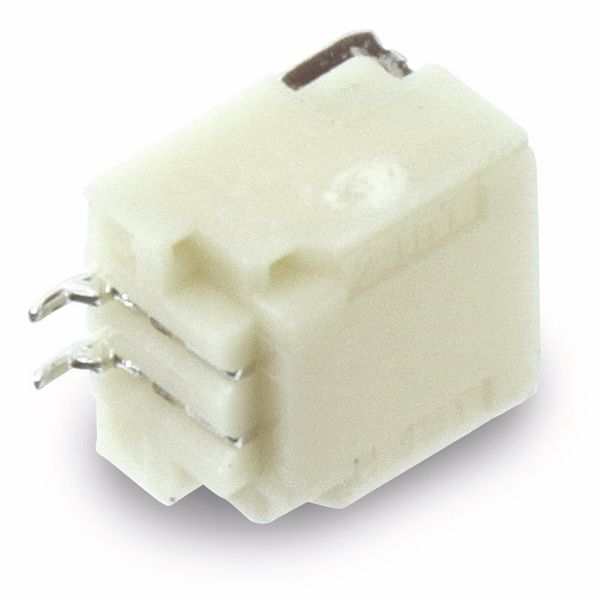 SMD Steckverbinder JST SM02B-SRSS-TB, 1x2, 90° - Produktbild 1
