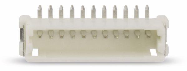 SMD Steckverbinder MOLEX 55450-1119, 1x11, 180° - Produktbild 3