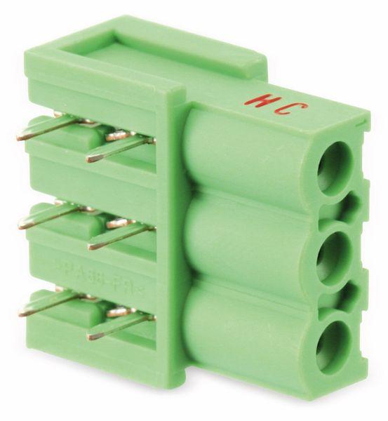 Leiterplatten-Steckverbinder PHOENIX CONTACT IC2,5 HC/3-G-5,08 - Produktbild 1