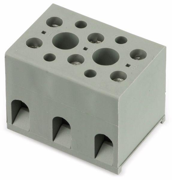 Geräteklemme PHOENIX CONTACT G5/3, 3-polig - Produktbild 1