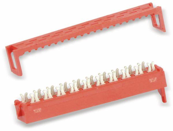 Micro-MaTch Flachbandkabel-Steckverbinder, 2x10 - Produktbild 2